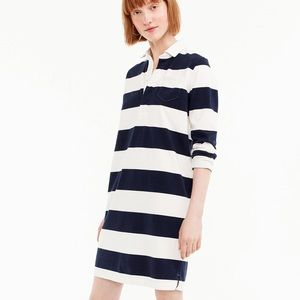 J.Crew Heritage Women's 1984 rugby shirtdress